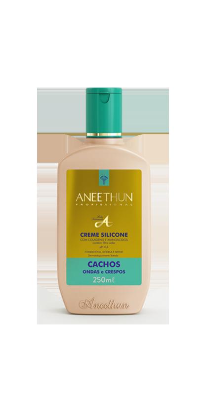 Creme Silicone Aneethun Linha A 150 ml