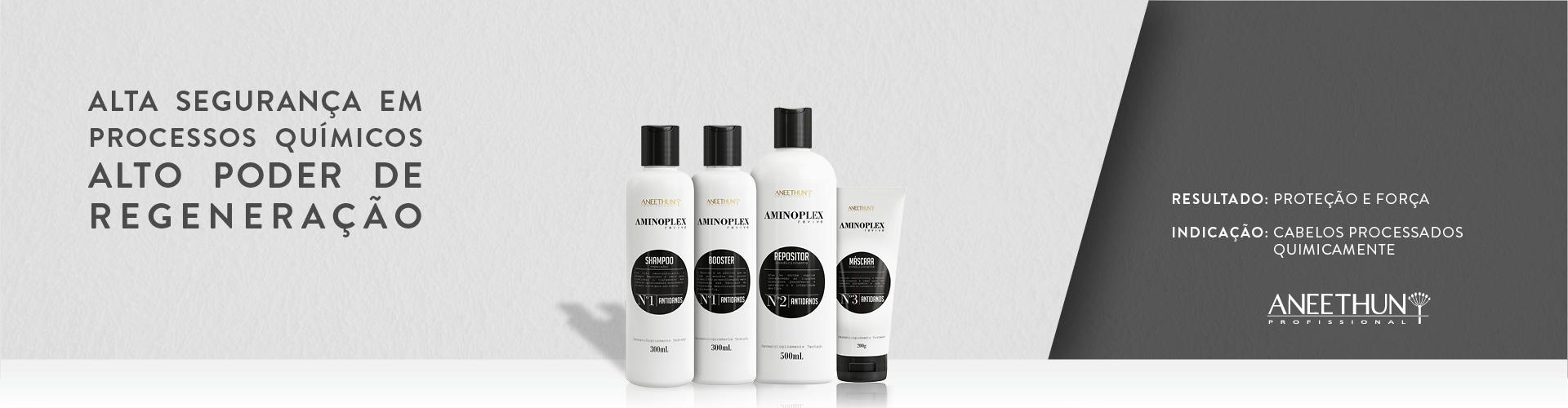 Aminoplex Revive - Alta segurança em processos químicos - Proteção e Força
