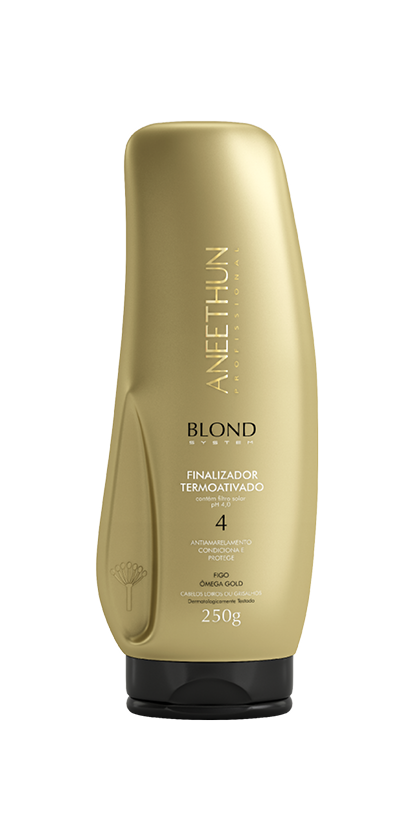 Finalizador Termoativado Blond System