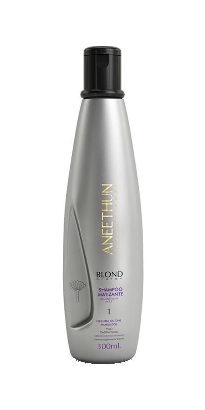 Shampoo Matizante Blond System