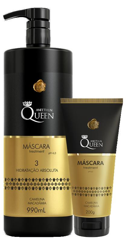 Máscara Queen